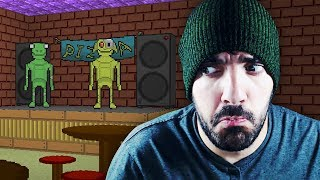 Five Normal Nights At The Burger Burger Pizzeria (Horror Game)