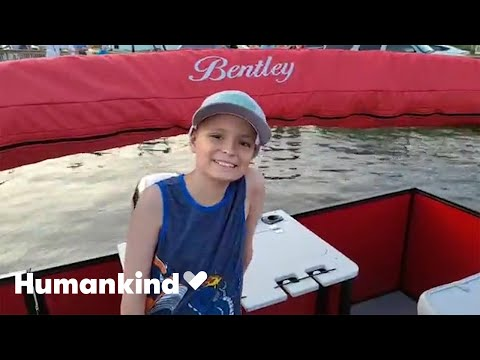 Money pours in to grant wish for boy with brain cancer | Humankind