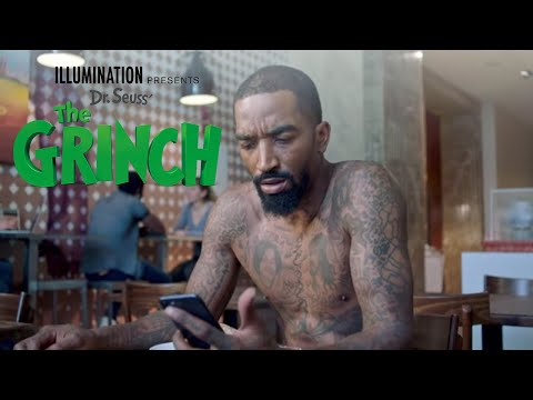 Jason Carr - The Grinch Trolls JR Smith