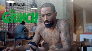 The Grinch - In Theaters November 9 (The Grinch vs. J.R. Smith) [HD]