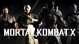 Mortal Kombat X: Balance Patch And Kombat Pack 2 For PC Release Date? (Mortal Kombat XL)