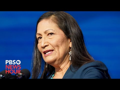WATCH LIVE: Senate committee considers nomination of Deb Haaland for interior secretary
