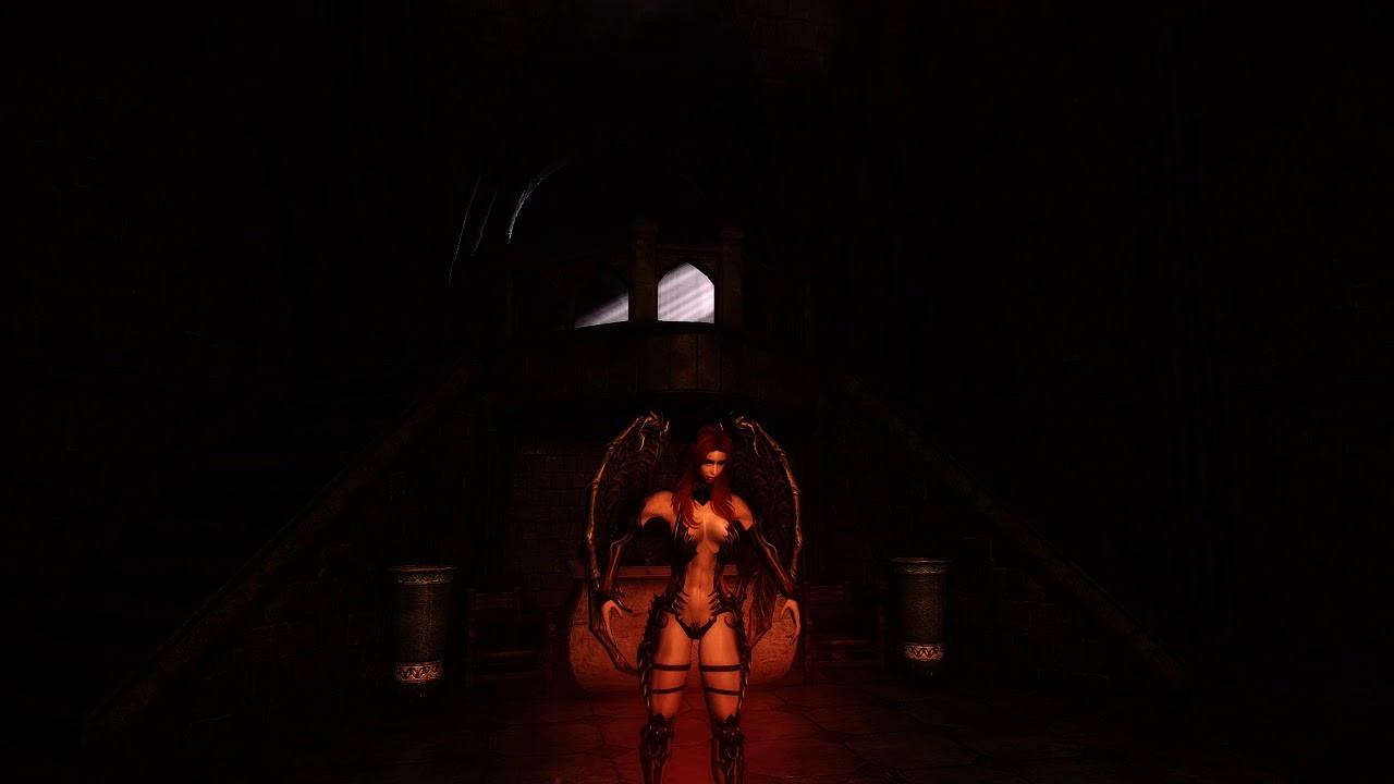 Converting Armors and Vampire Lord Transformation