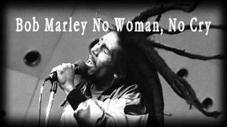 Bob Marley No Woman, No Cry(mp3+Download)
