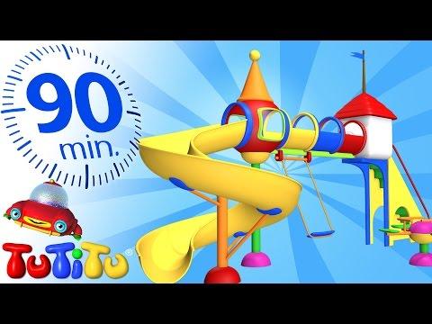 TuTiTu en francais | Plaine de jeux | Et autres jouets pour les enfants | 90 Minutes spéciale