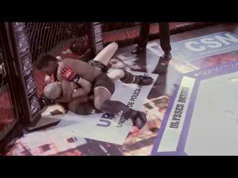 Wallace Marques VS Wallace Portela _-_ Favela Kombat 15(Rocinha)