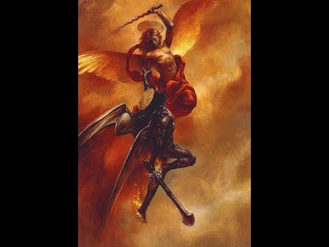 Gary Wayne - Lucifer's Rebellion and the War in Heaven 1 of 2