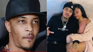 T.I Shows His Hate To Tiny Harris's Daughter, Zonnique Pullins's Relationship With Bandhunta Izzy