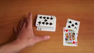 Бесплатное обучение фокусам #3: Фокусы для начинающих. Как познакомиться с девушкой с помощью фокуса
