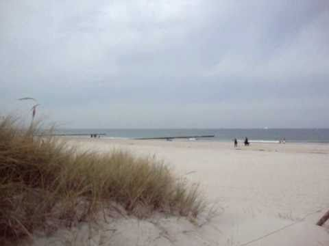 Warnemunde Beach in Rostock