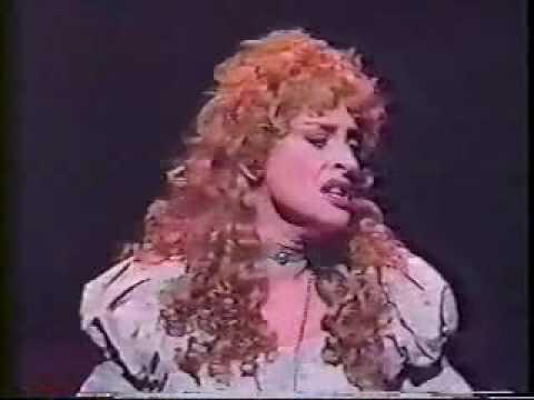 Patti LuPone I Dreamed A Dream 1992