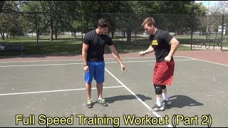 """Full """"Speed Training Workout"""" To Run Faster - Part 2 """"Activation Warmup"""""""