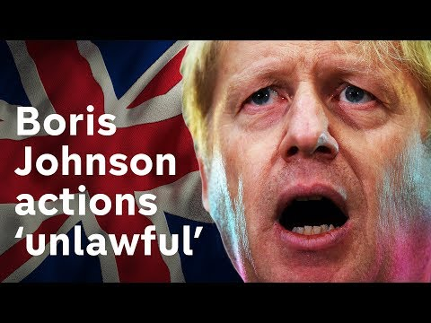 What next for Brexit? Supreme Court rules Boris Johnson's parliament suspension was unlawful