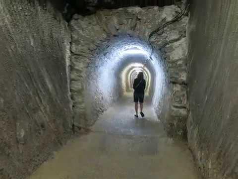 Travel Romania Turda Salt Mine with Glen & Leslie