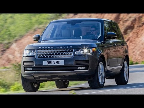 2016 Range Rover Review
