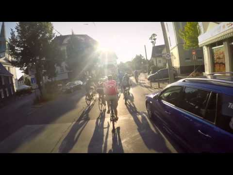Critical Mass Solingen - Juli 2015