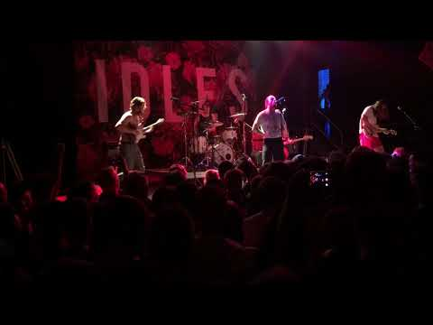 IDLES - COLOSSUS (Live at Music Hall of Williamsburg 9/22/18)