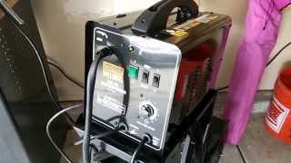 Chicago Electric Mig 170/180 Welder Outlet