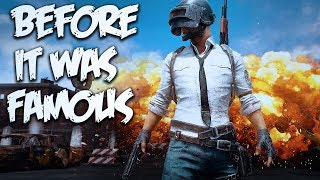 PUBG Before It Was Famous - Alpha Footage