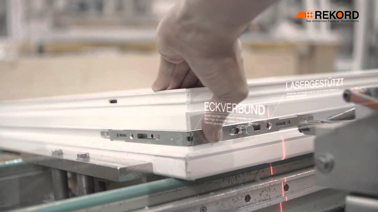 Rekord fenster kunststofffenster youtube for Kunststofffenster einstellen