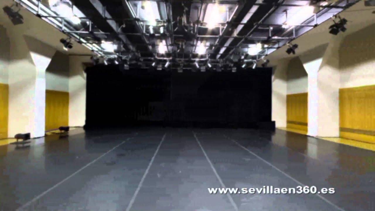 Teatro de la maestranza de sevilla sala manuel garcia for Sala 0 teatro sevilla