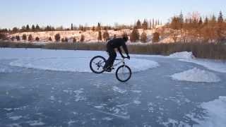 Зимняя вело резина