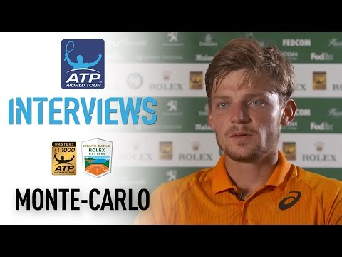 Goffin Reflects On Breakthrough Win Over Djokovic