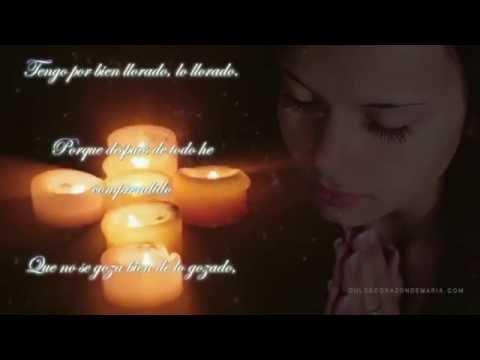Amar Y Hacer Amar Santa Teresa De Jesús Poema Si Para Recobrar