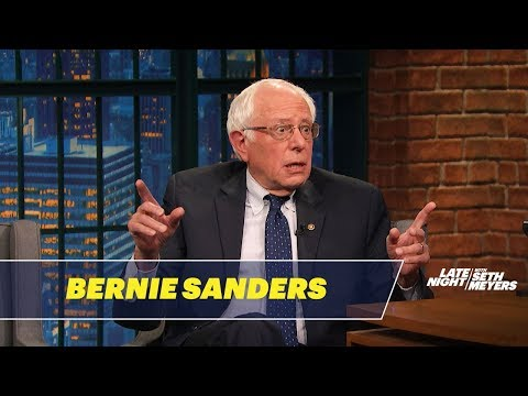 Sen. Bernie Sanders Will Give Hillary Clinton One Day Off if Elected