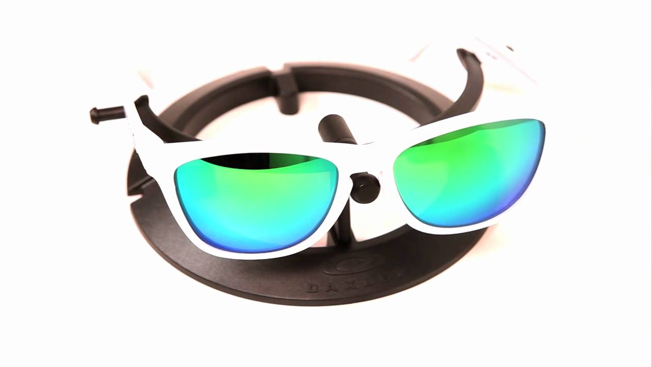 are oakley frogskins polarized 6m3u  VL Polarized Emerald Green Lenses for Oakley Frogskins visionarylenses com