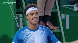 Stan Wawrinka vs Marco Cecchinato: Brilliant Shots & Match Point | Monte-Carlo 2019