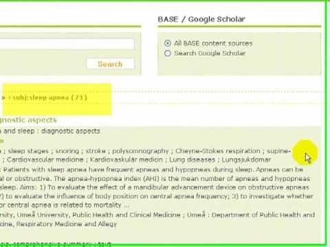 Bielefeld Academic Search Engine – Wikipedia