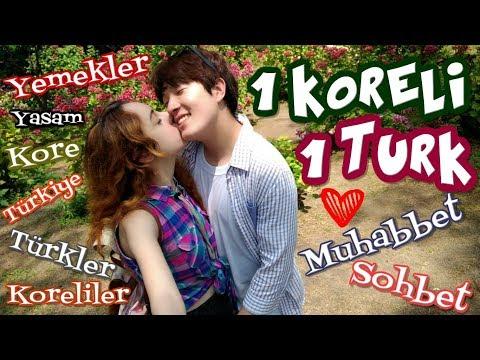 1 Koreli 1 Türk Sohbeti (SangHa ve Türkiye de anlam veremediği şeyler) PART 1