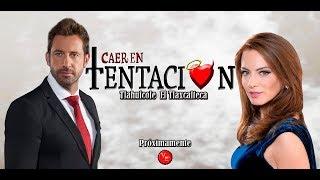 Avances de la telenovela Caer En Tentación con Silvia Navarro y Gabriel Soto 2017