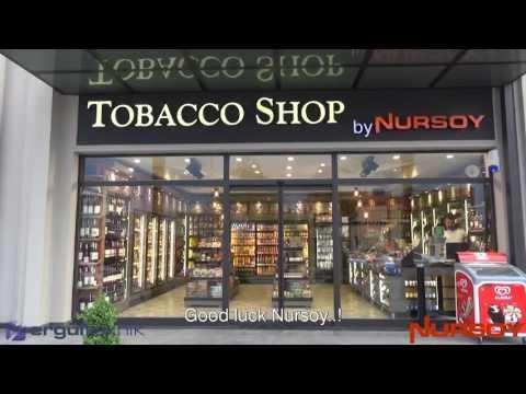 NURSOY TOBACCO SHOP SARNIÇ - TÜRKİYE