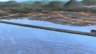 Panama B4 Borinquen Dam Anim