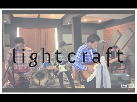 LIGHTCRAFT - WALK ON FIRE (Provoke! Studio Session)