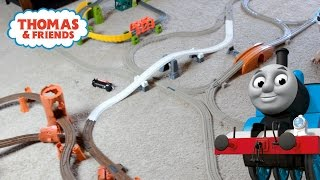 Thomas and Friends TrackMaster HUGE 3 Sets Combined in One! - Kinder Playtime