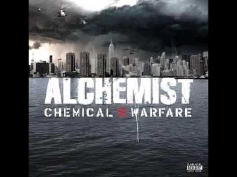"Alchemist feat. Prodigy from Mobb Deep ""Keep The Heels On"" CHEMICAL WARFARE"