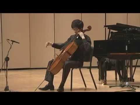 박건우_Cello_2011 JoongAng Music Concours