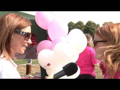 The Penthouse Blog - 200,000 Bras Linked For Charity and A World Record