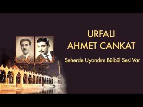 Urfalı Ahmet Cankat - Seherde Uyandım Bülbül Sesi Var [ Urfalı Ahmet Ve Cemil Cankat © Kalan Müzik ]