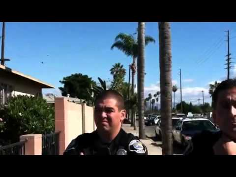 The Best Open Carry Stop Perfect Answers Stun The Santa Ana Police California