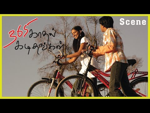 365 Kadhal Kadithangal Tamil Movie | Scene | Title Credit & Cycle Devadhai Song