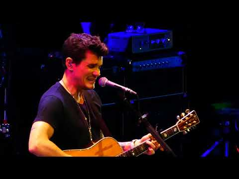 "John Mayer, ""Carry Me Away"" - San Francisco - Sept. 16, 2019"