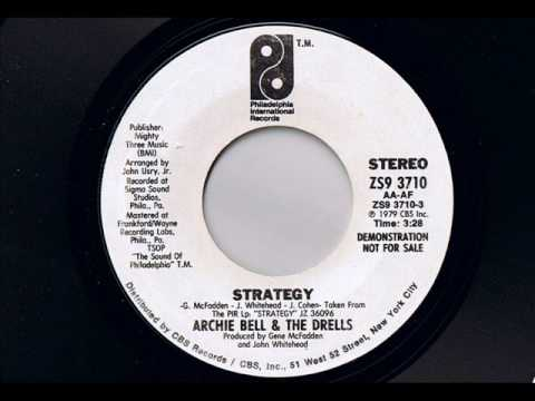 Archie Bell & The Drells - Strategy - Modern Soul Classics