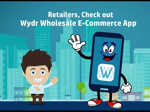 Wydr Wholesale E-Commerce App