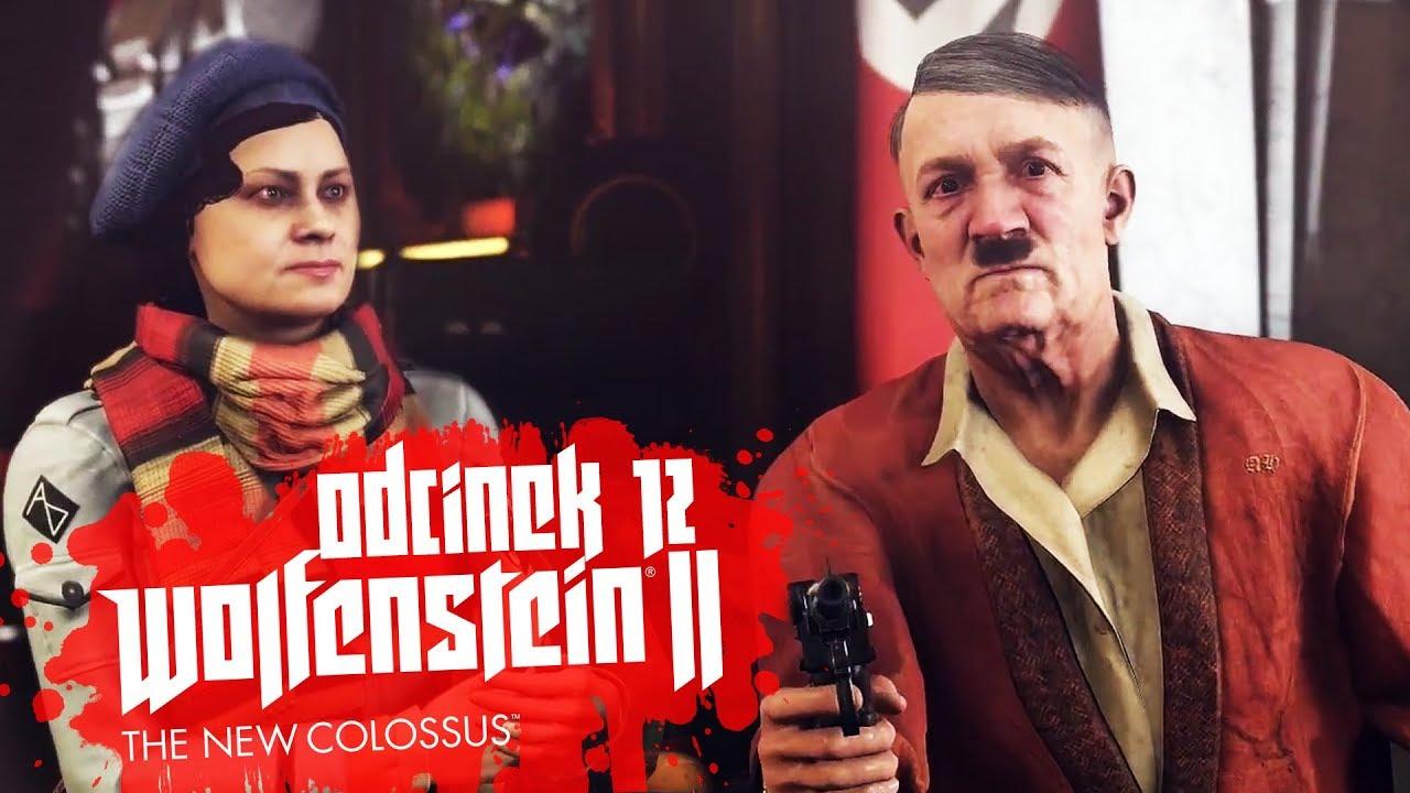 Zagrajmy w Wolfenstein II The New Colossus #12 – LECIMY NA WENUS! – PC
