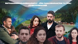 NefTah & NazMur & AsMus & BerFat - Eğer Sarılamazsan(Yeni Yıl Özel)