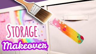 Download Giving My Storage Bins a Makeover Mp3 and Videos